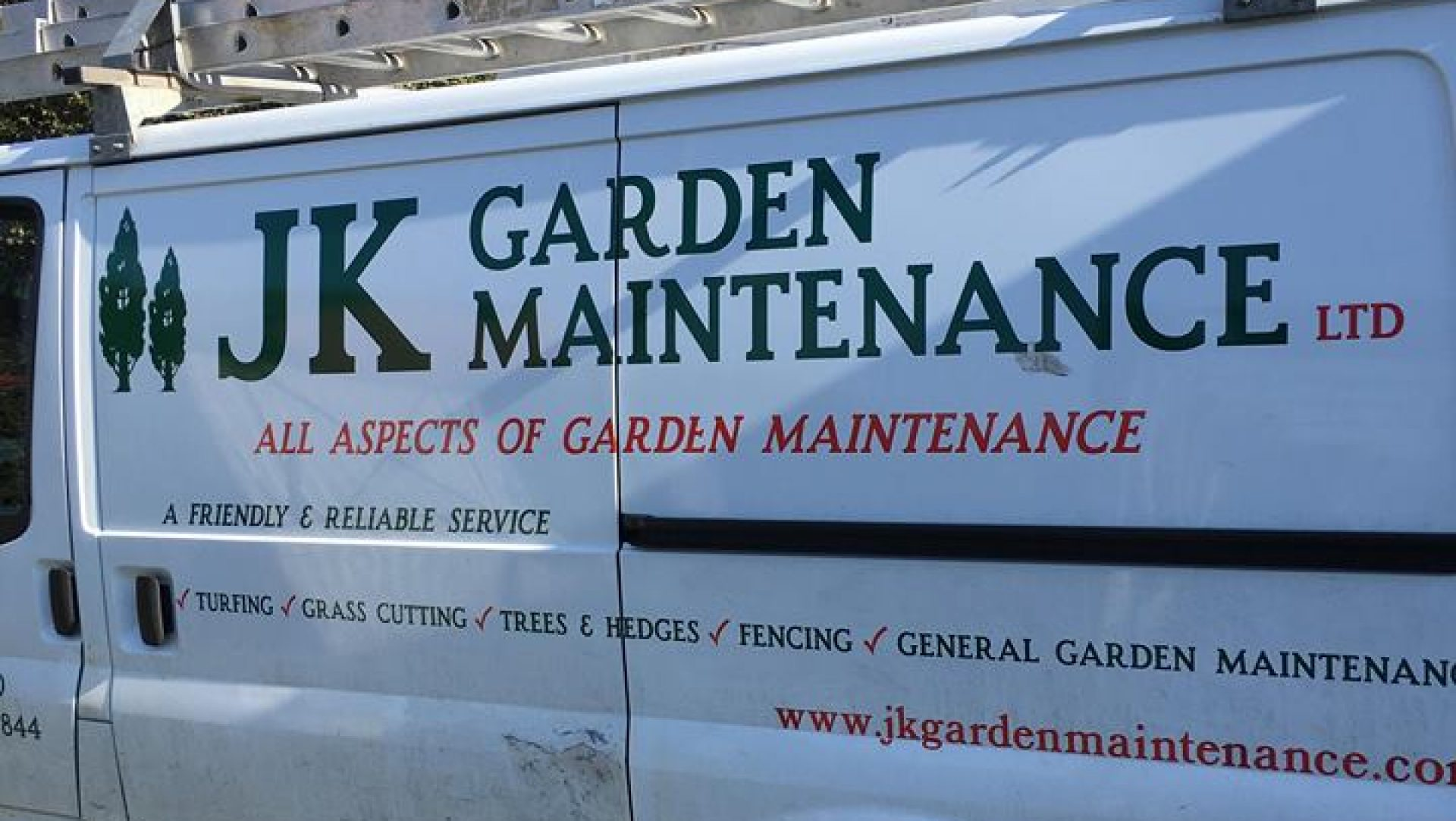 JK Garden Maintenance Ltd